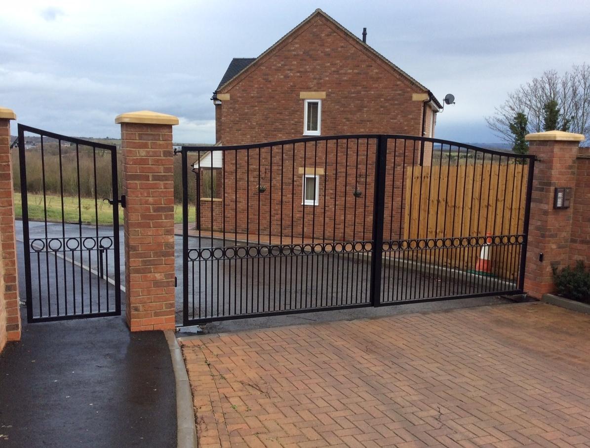 Metal gates 02 - TPS Electric Gates