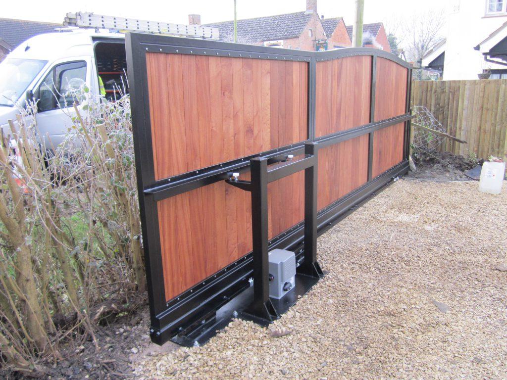 Sliding Gate - TPS Electric Gates