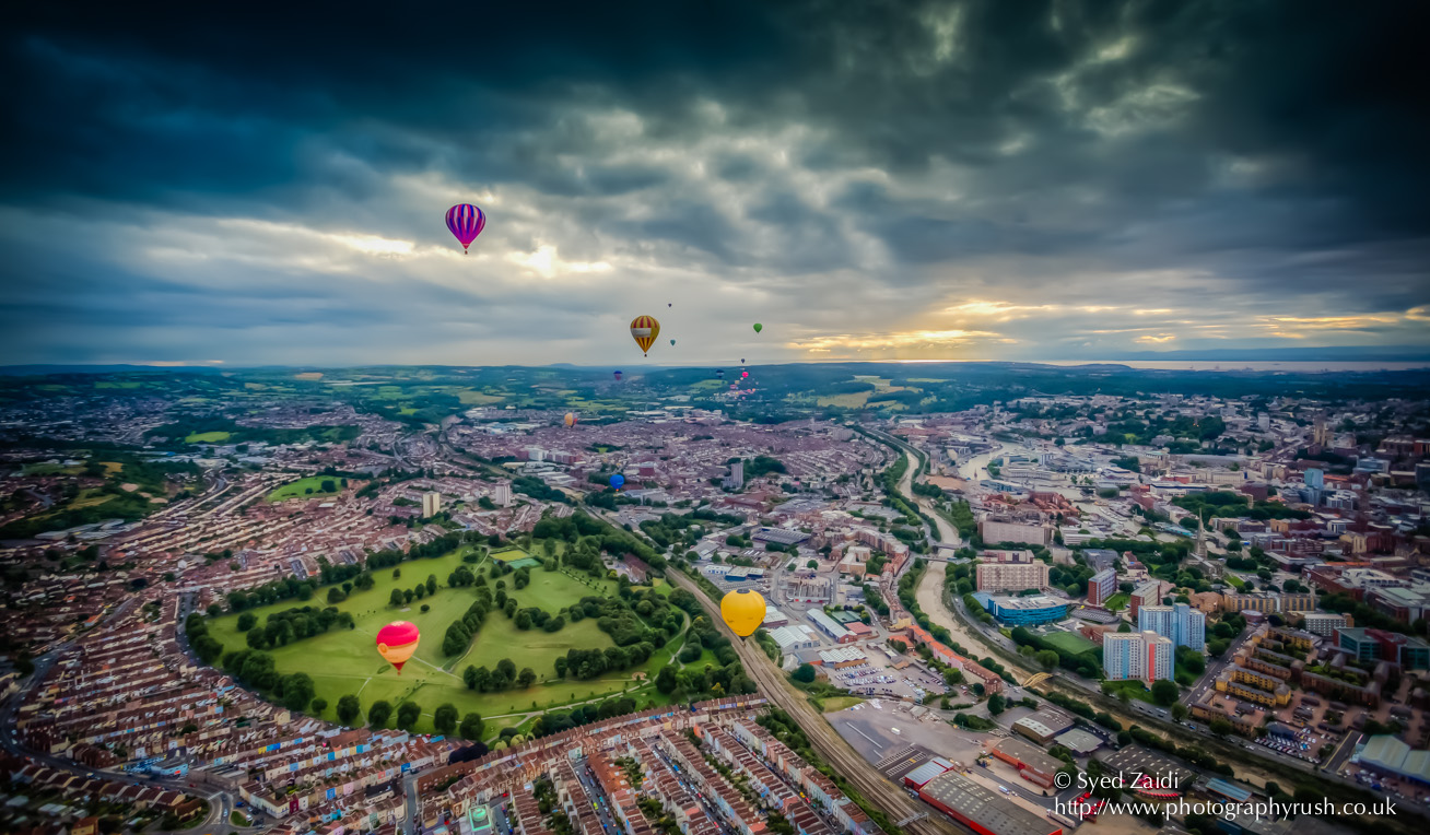 bristol-hot-air-balloon-fiesta-2013 - TPS Electric Gates
