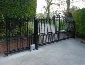 TPS Electric Gates and Doors Ltd for electric gates, wooden gates and metal gates