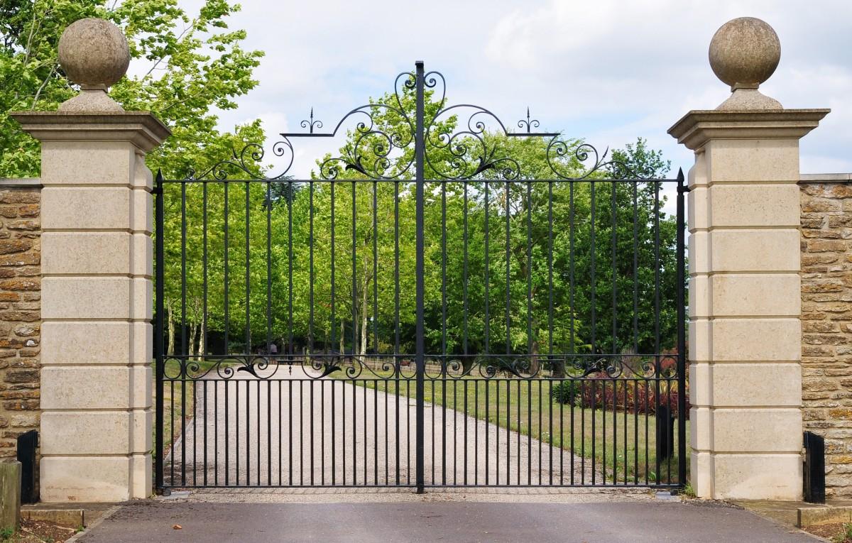Black Gate 2 - TPS Electric Gates