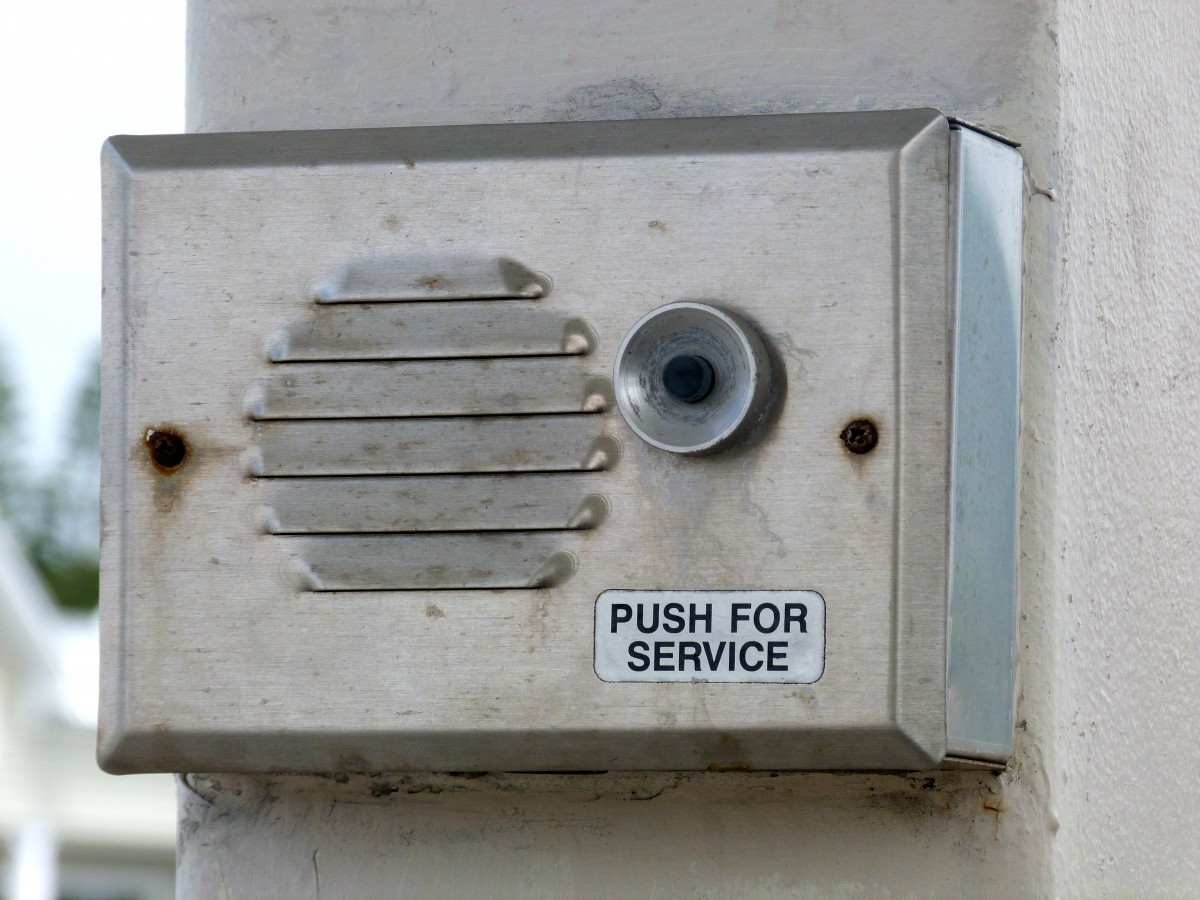 Push for Service - TPS Electric Gates