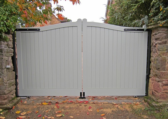 Automated Gate - TPS Electric Gates