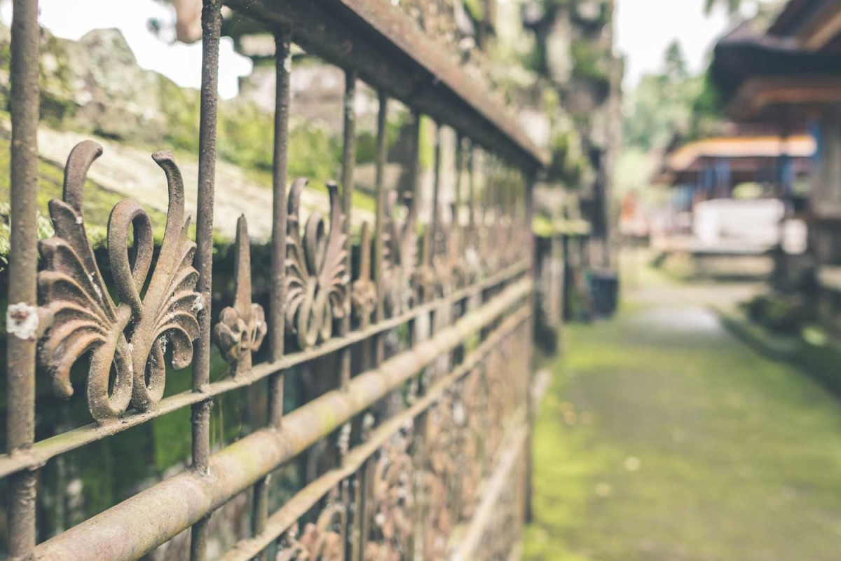 Gate Designs That Can Save You Space - TPS Electric Gates