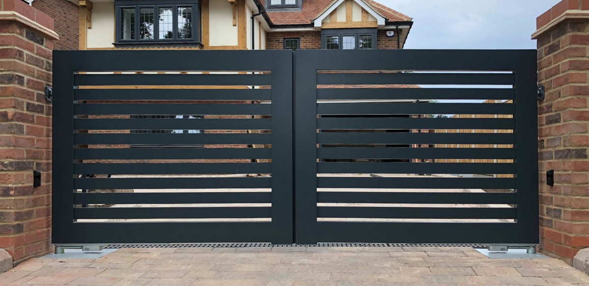 Aspley - TPS Electric Gates