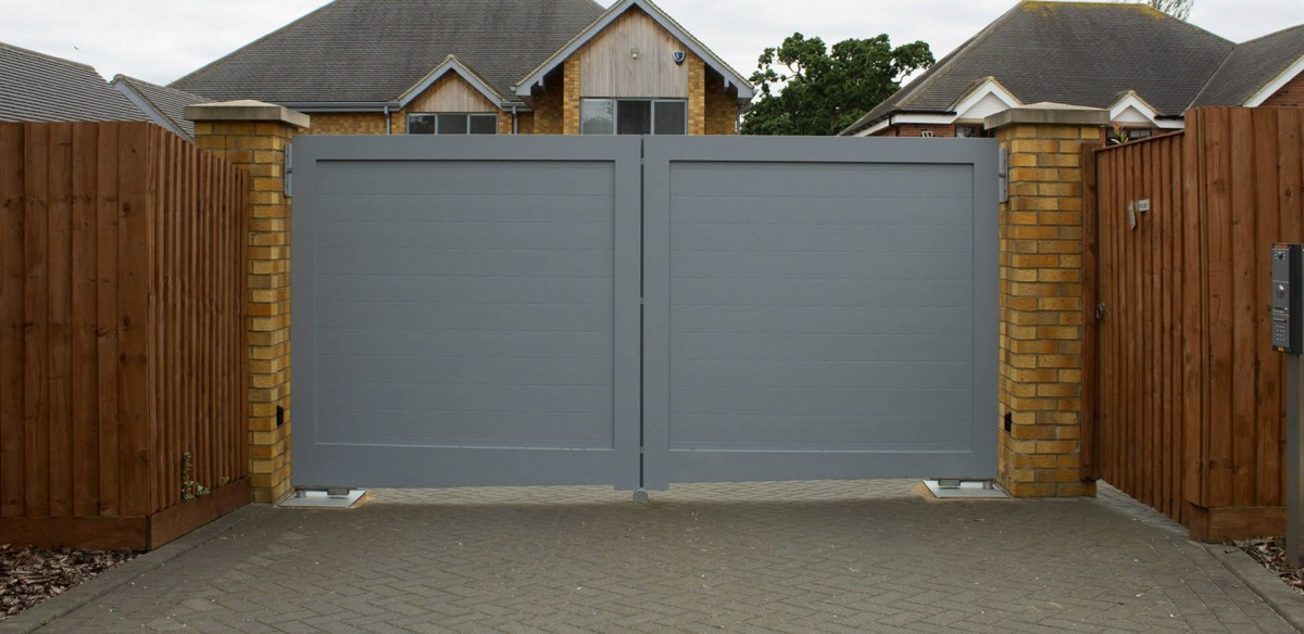 New Gate Horizontal - TPS Electric Gates