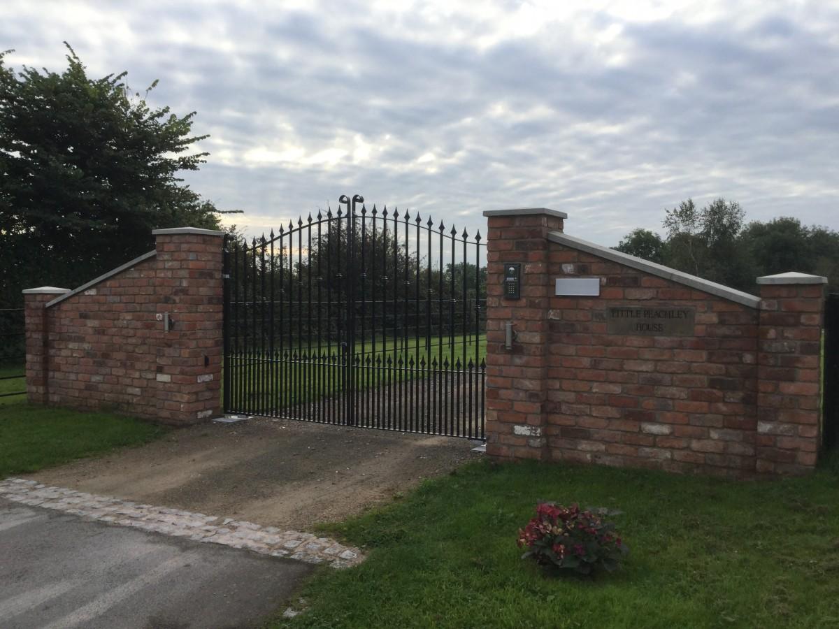 Electric Gates 16 - TPS Electric Gates