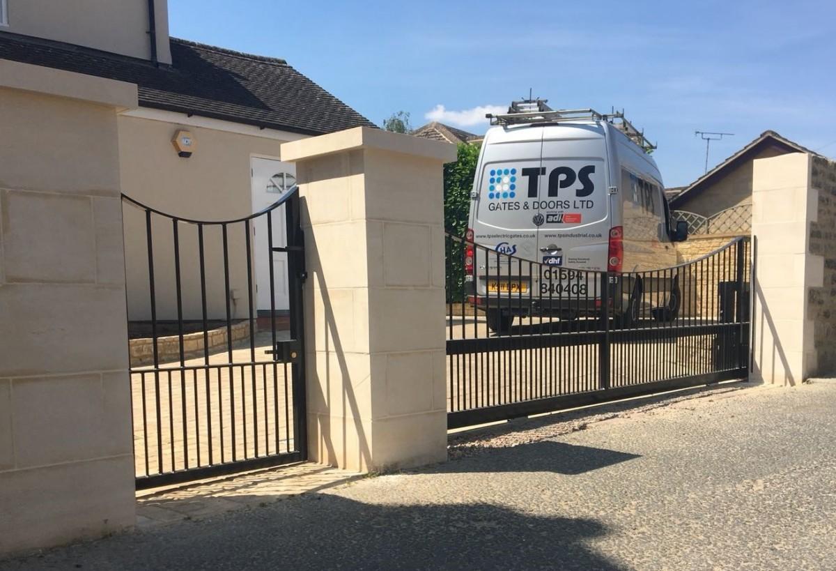 Electric Gates 9 - TPS Electric Gates